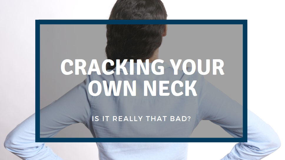 how to crack your back like chiropractic